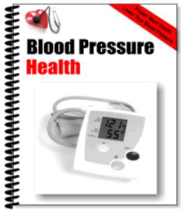 Blood Pressure Health | eBooks | Health