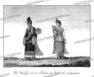 a wounge´e or member of the state council, burma, tardieu l'ai^ne´, 1800