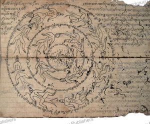 mysterious burmese tattoo pattern