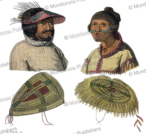 inhabitants of the aleutian islands, unalaska, alaska, c. bramati, 1816
