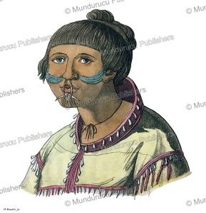 Native of Unalaska, Alaska, D. Bonatti, 1826 | Photos and Images | Travel