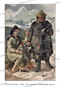 natives of prince william sound, alaska, jacques kuyper, 1802