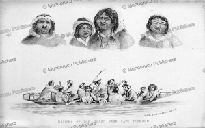 Natives of Cape Thompson, near Point Hope, Alaska, William Smyth, 1831 | Photos and Images | Travel