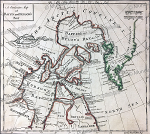 the arctic continent, alaska, thomas jefferys, 1778