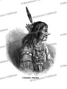 Tanana Athabaskan Indian, Alaska, Frederick Whymper, 1869 | Photos and Images | Travel