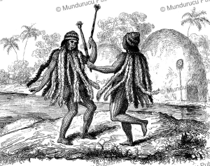 Mundurucu´ war dance | Photos and Images | Travel