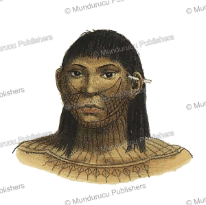 Mundurucu´ man, Jean Baptiste Debret, 1835 | Photos and Images | Travel