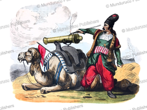 Cannonier of Persia, H. Hendrickx, 1843 | Photos and Images | Travel