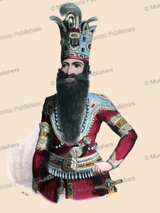 Shah Qajar (Fath Ali) of Persia, H. Hendrickx, 1843 | Photos and Images | Travel