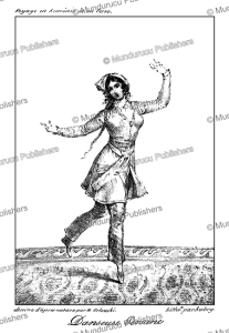 Dancing Persian woman, M. Orlowski, 1821 | Photos and Images | Travel