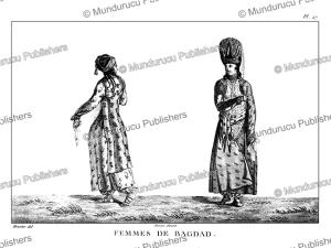 Women of Bagdad, Meunier, 1807 | Photos and Images | Travel