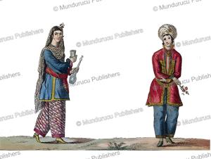 persian women, carl bertuch, 1921