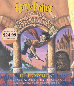 harry potter and the sorcerer's stone by j. k. rowling (2016) (listening library) unabridged 320 kbps mp3 audio book