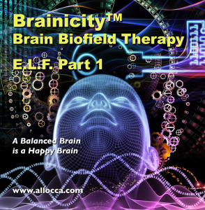 brainicitytm brain biofield therapy - e.l.f. part 1