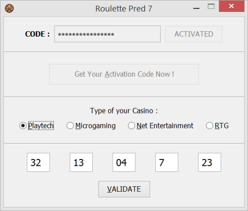 First Additional product image for - Roulette Pred7
