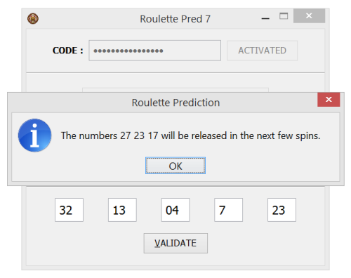 Second Additional product image for - Roulette Pred7