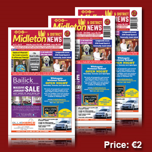 Midleton News January 23rd 2019 | eBooks | Magazines