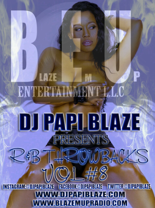 First Additional product image for - Dj Papi Blaze R&B Vol#8