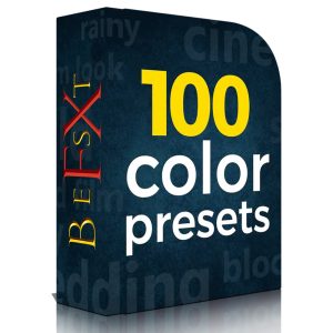100 Color Presets | Software | Add-Ons and Plug-ins
