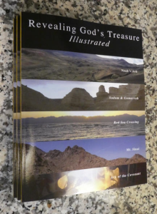 revealing god's treasure illustrated book