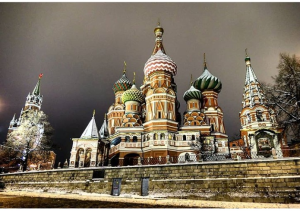 Moscow Saint Basil's Cathedral Red Square | Photos and Images | Travel