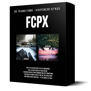 FCPX Transitions | Software | Add-Ons and Plug-ins