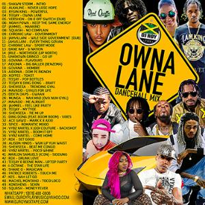 Dj Roy Owna Lane Dancehall Mix 2019 | Music | Reggae