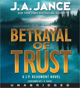 betrayal of trust by j.a. jance (2011) (harpercollins) unabridged 320 kbps mp3 audio book