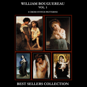 Bouguereau Best-Sellers Collection by Cross Stitch Collectibles | Crafting | Cross-Stitch | Other