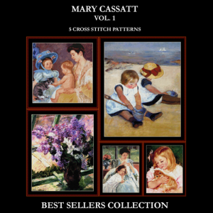 Cassatt Best-Sellers Collection by Cross Stitch Collectibles | Crafting | Cross-Stitch | Other