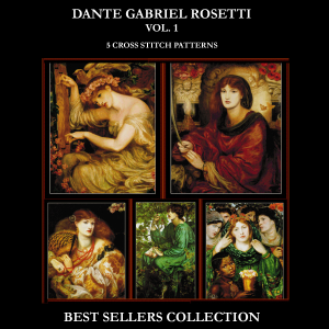 Rossetti Best-Sellers Collection by Cross Stitch Collectibles | Crafting | Cross-Stitch | Other
