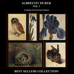 Durer Best-Sellers Collection by Cross Stitch Collectibles | Crafting | Cross-Stitch | Other