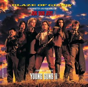 JON BON JOVI Blaze Of Glory (1990) (POLYGRAM RECORDS) (11 TRACKS) 320 Kbps MP3 ALBUM | Music | Rock
