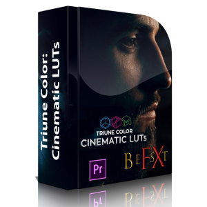 Triune Color: Cinematic LUTs | Software | Add-Ons and Plug-ins