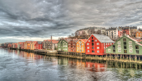 First Additional product image for - Trondheim Norway