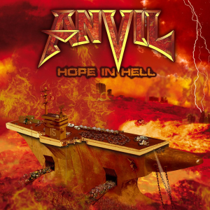 ANVIL Hope In Hell (2013) (THE END RECORDS) (13 TRACKS) 320 Kbps MP3 ALBUM   Music   Rock