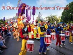 A Disneyland Soundsational Parade | Movies and Videos | Children's