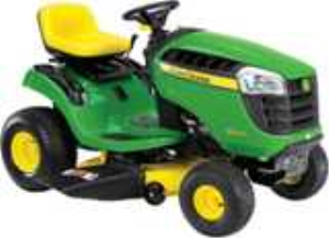 john deere d100, d105, d110, d120, d125, d130, d140, d150, d155, d160, and d170 lawn tractors diagnostic and la series lawn tractors riding lawn equipment technical manual (tm113219)