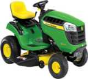 John Deere D100, D105, D110, D120, D125, D130, D140, D150, D155, D160, and D170 Lawn Tractors Diagnostic and LA Series Lawn Tractors Riding Lawn Equipment Technical Manual (TM113219) | Documents and Forms | Manuals