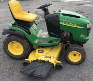 john deere g100, g110 lawn and garden tractors (north america) technical service manual (tm2020)