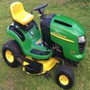 John Deere L105, L107, L120 Lawn Tractors Diagnostic and Repair Technical Service Manual (TM2185) | Documents and Forms | Manuals