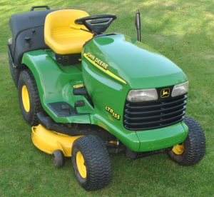 John Deere LTR155, LTR166, LTR180 Lawn Tractors Diagnostic and Repair Technical Service Manual (TM1768) | Documents and Forms | Manuals