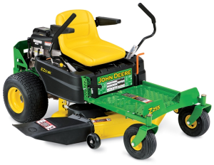john deere z225, z245, z235, z255 eztrak riding lawn residential mower technical service manual tm112919