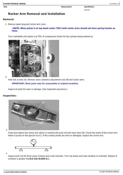 Second Additional product image for - John Deere Z445, Z465 EZtrak Riding Lawn Residential Mower (SN.-100000) Technical Service Manual (tm1499)