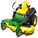John Deere Z445, Z465 EZtrak Riding Lawn Residential Mower (SN.-100000) Technical Service Manual (tm1499) | Documents and Forms | Manuals