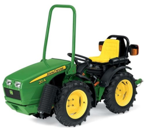 Deere 20A Nursery and Green House Specialty Tractor Technical Service Manual (TM103219) | Documents and Forms | Manuals