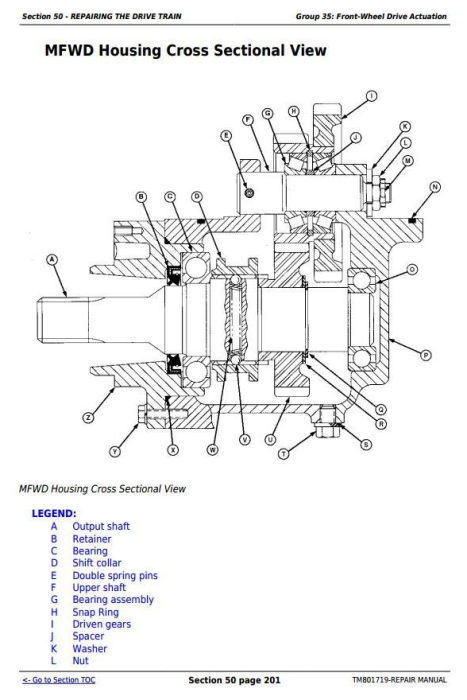 Second Additional product image for - Deere Tractors 5055E, 5065E, 5075E, 5078E, 5085E, 5090E South America, Africa Repair Manual TM801719