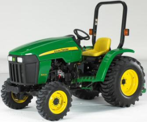 Deere 3203 Compact Utility Tractors All Inclusive Technical Manual (tm1150) | Documents and Forms | Manuals
