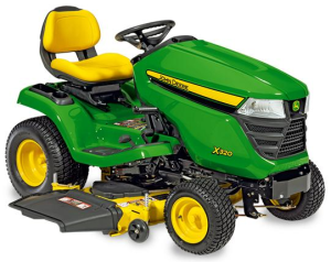 John Deere X300, X304, X310, X320, X324, X340, X360 Select Series Tractor Technical Service Manual TM2308 | Documents and Forms | Manuals