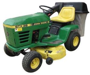 John Deere STX38, STX46, STX30D Riding Lawn Tractors Technical Service Manual (tm1561)   Documents and Forms   Manuals